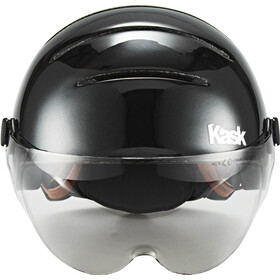 Kask Lifestyle - Casco de bicicleta - incl. Visera negro